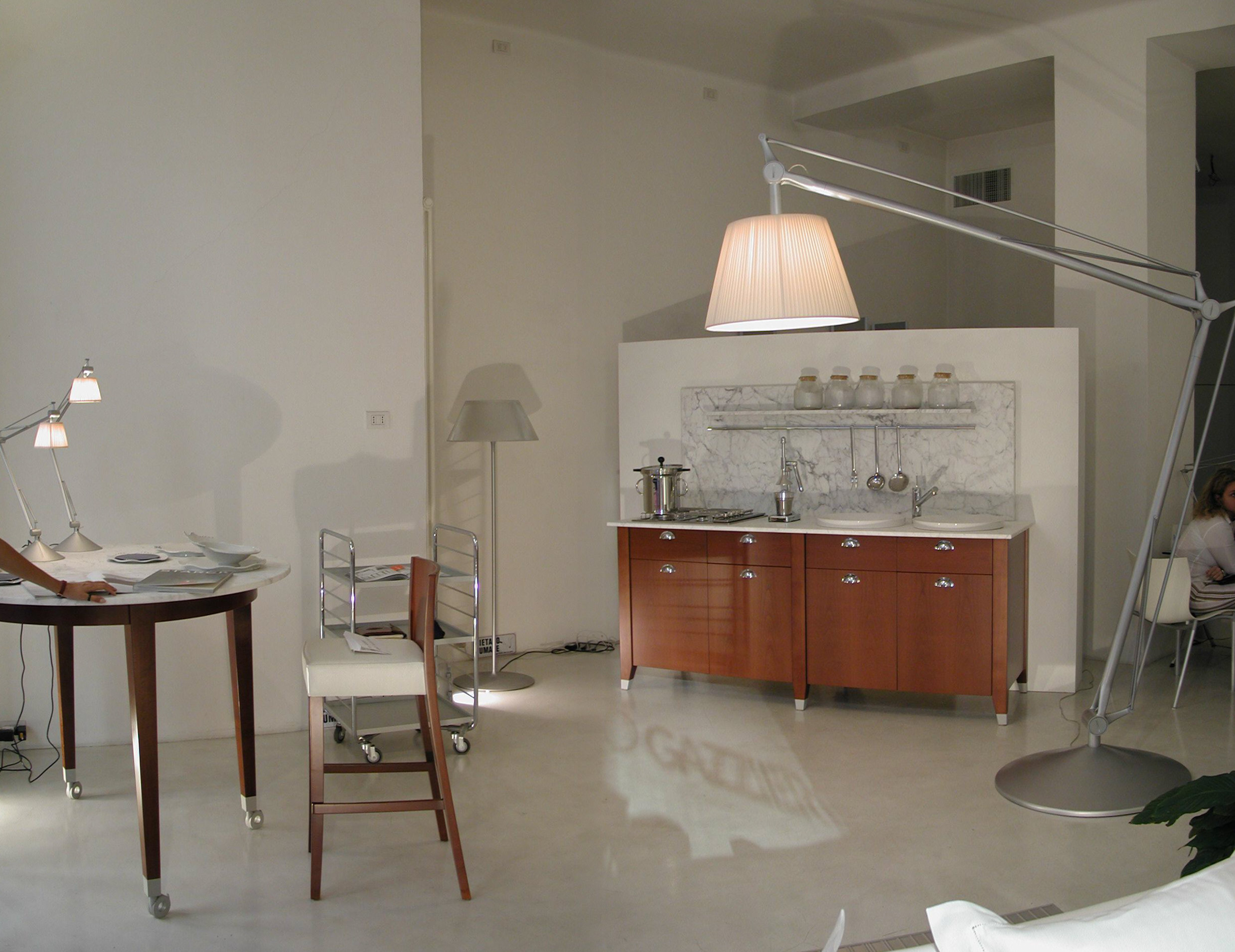 Philippe Starck cucina design Driade Made in Italy