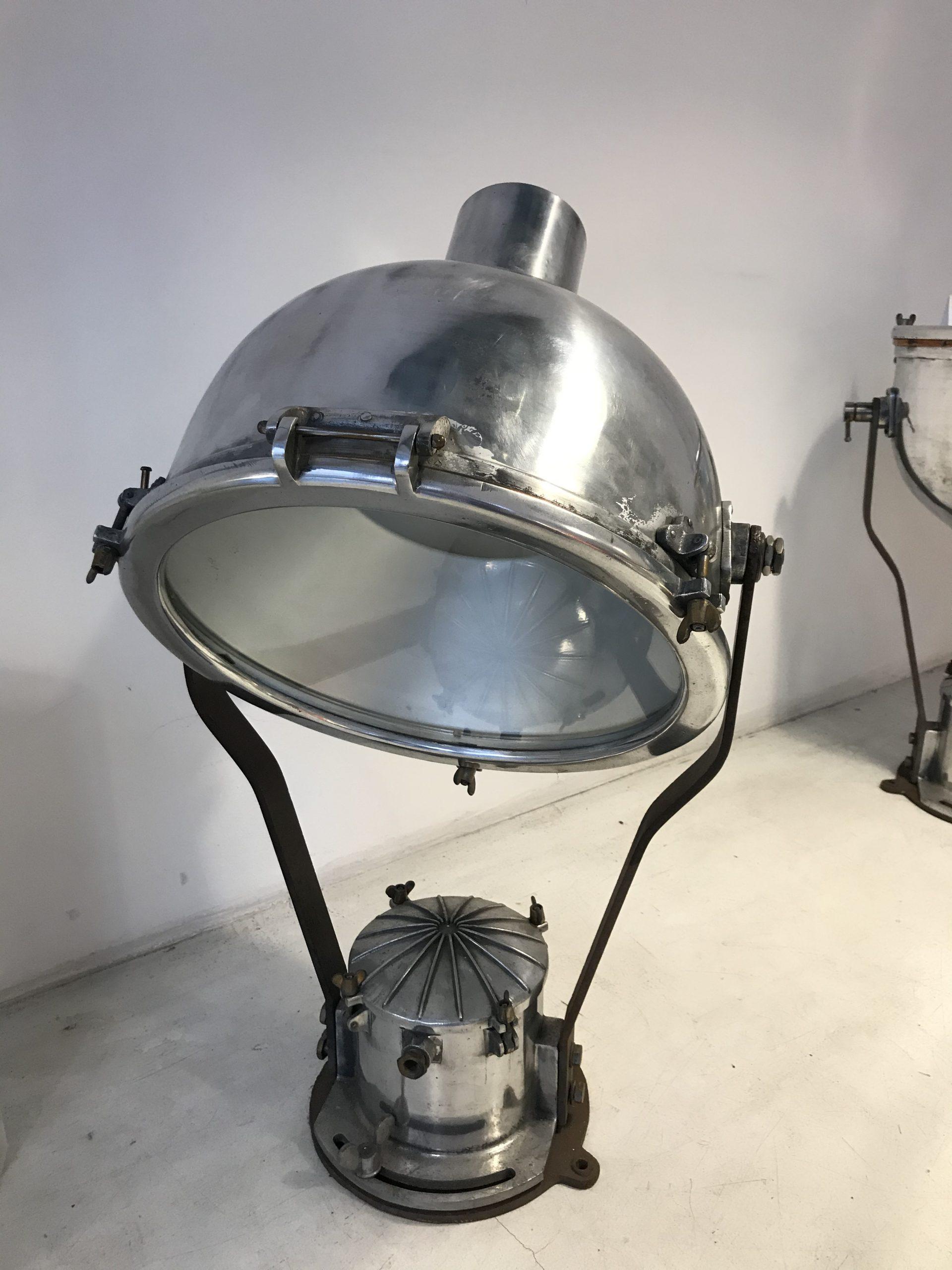 1920年代的工业海军灯,意大利 优质的