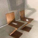 ZIG ZAG chair design Gerrit Thomas Rietveld original Cassina Made in Italy