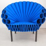 Peacock design Dror original Cappellini Made in Italy