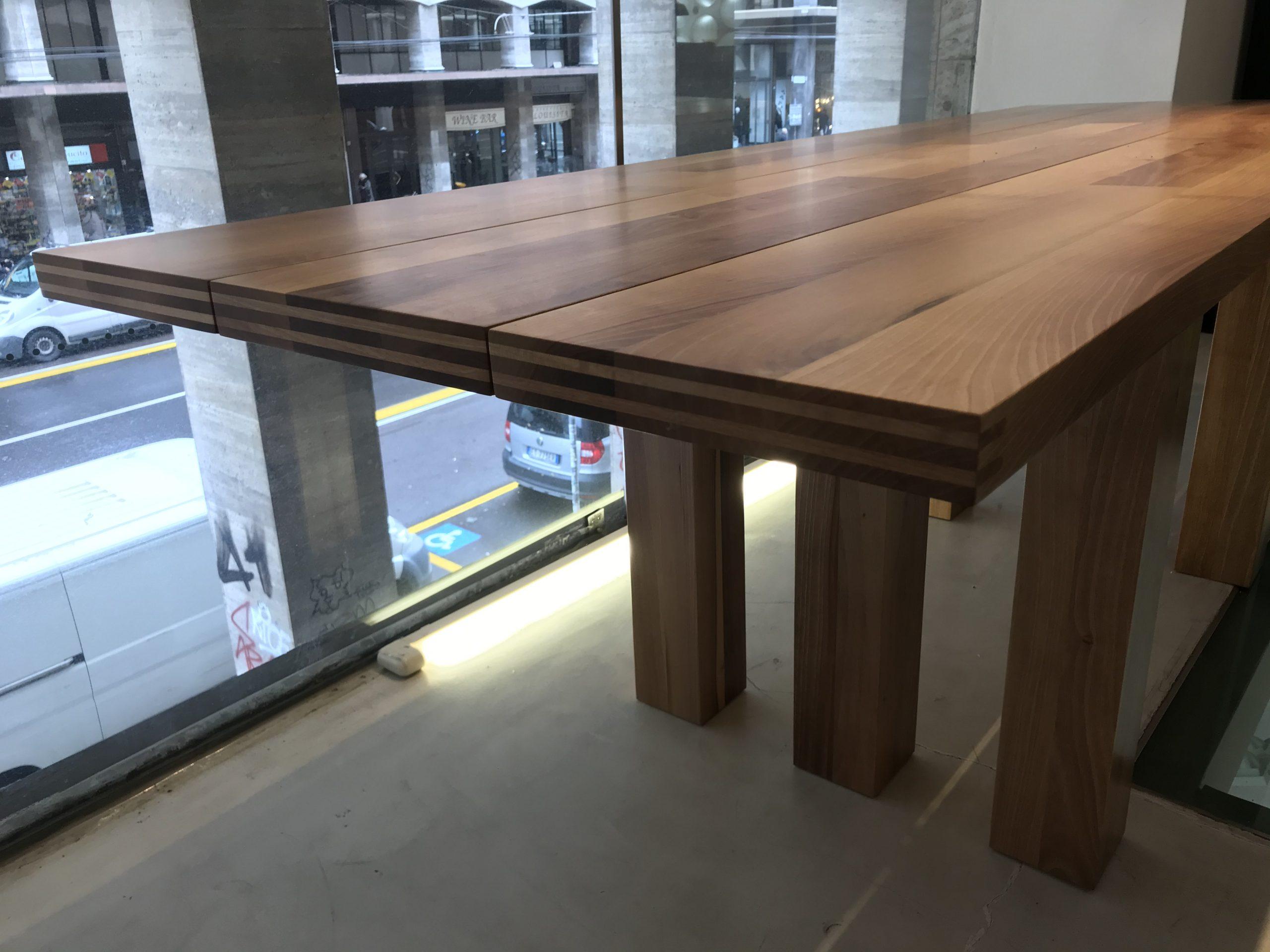 Mario Bellini La Basilica table Cassina original Made in Italy