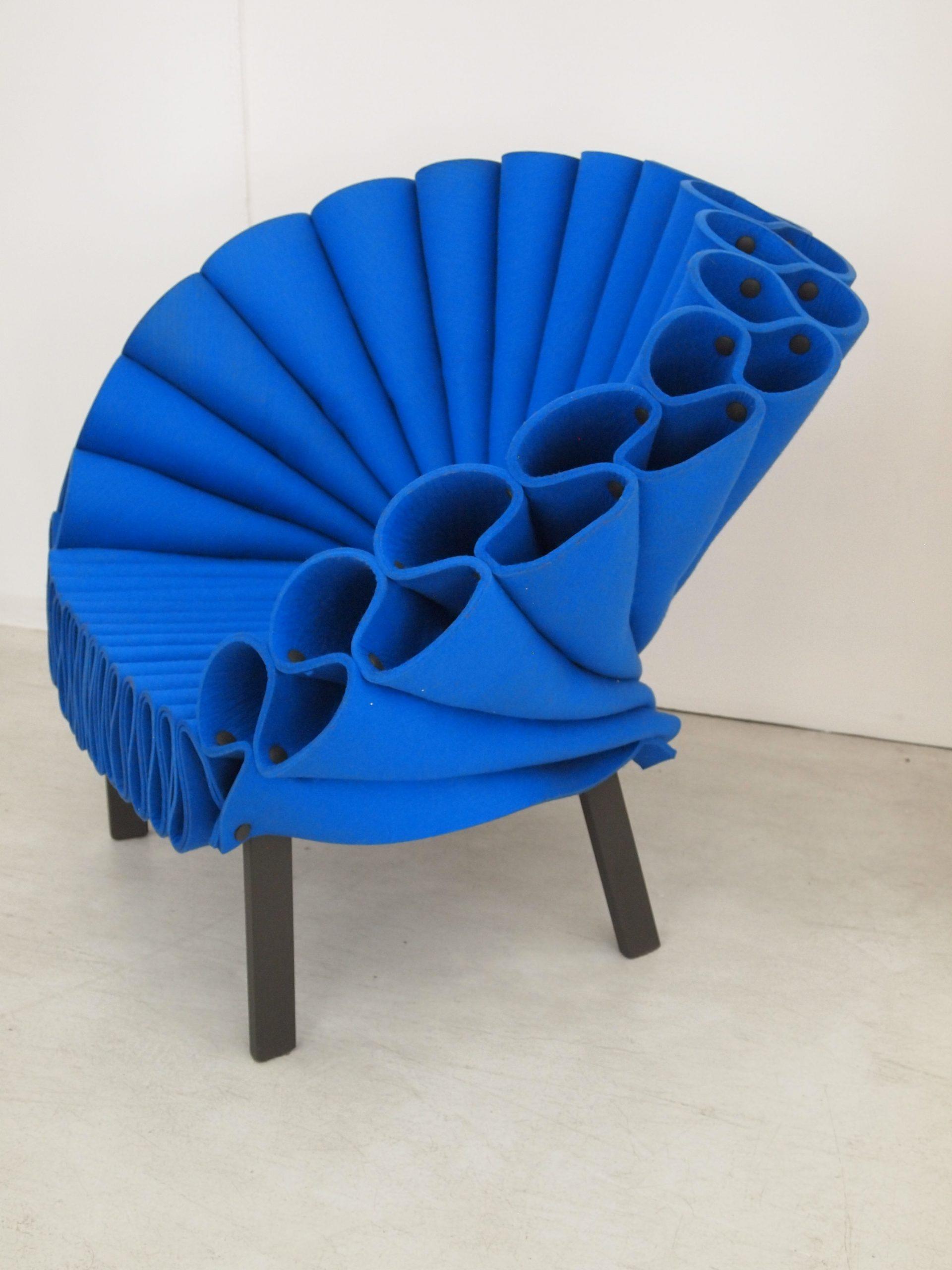 안락 의자 공작 카펠리니 디자인 스튜디오 Dror 이태리에서 만듦