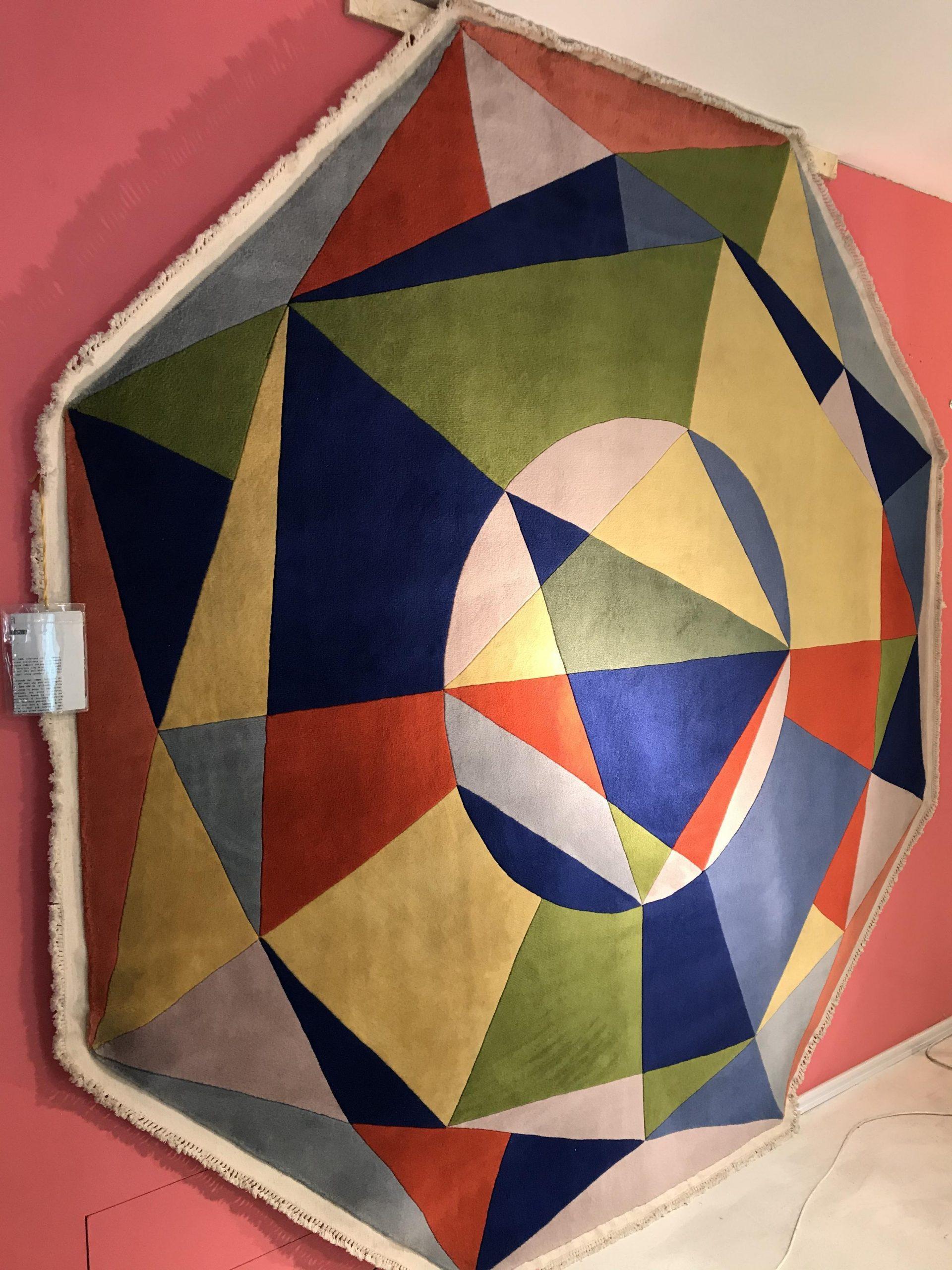 地毯手工意大利Giacomo Balla Elio Palmisano