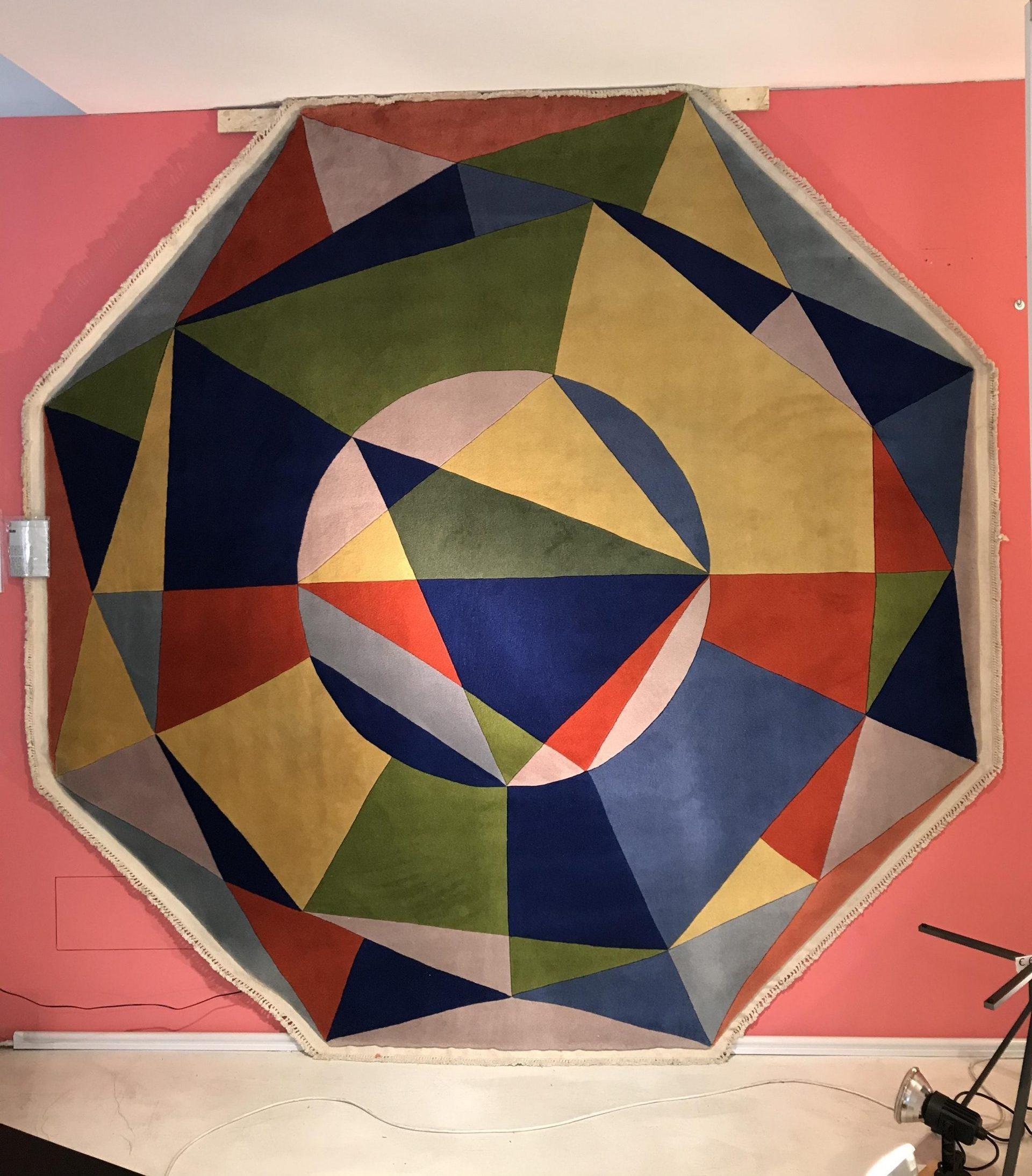 COLORPRISMA Giacomo Balla Elio Palmisano original Made in Italy 1968