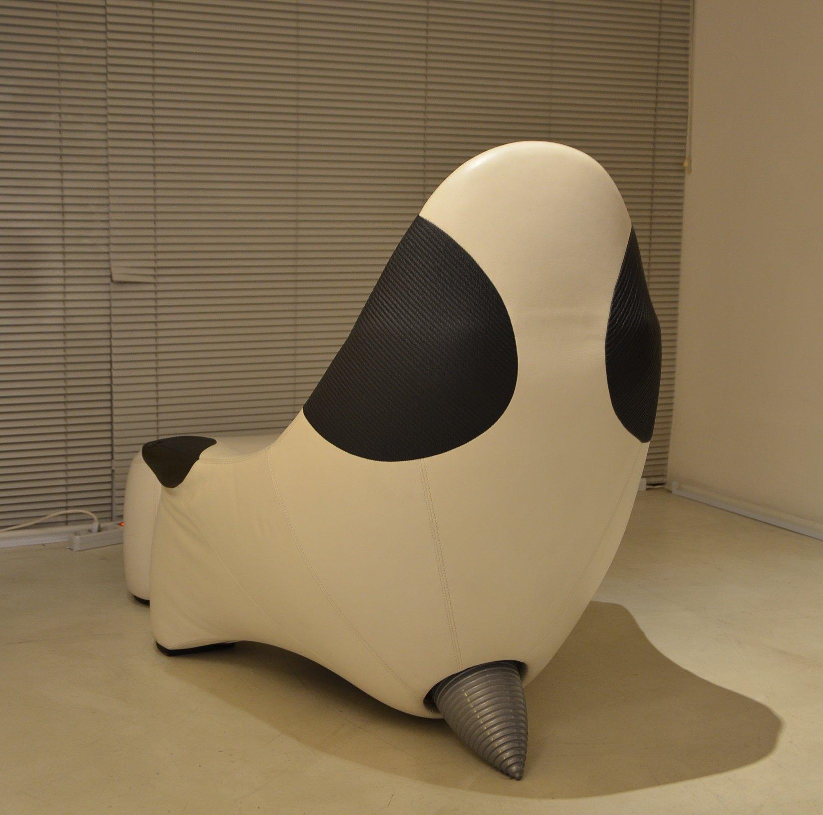 Cassina armchair Hal Marc Sadler original design Made in Italy