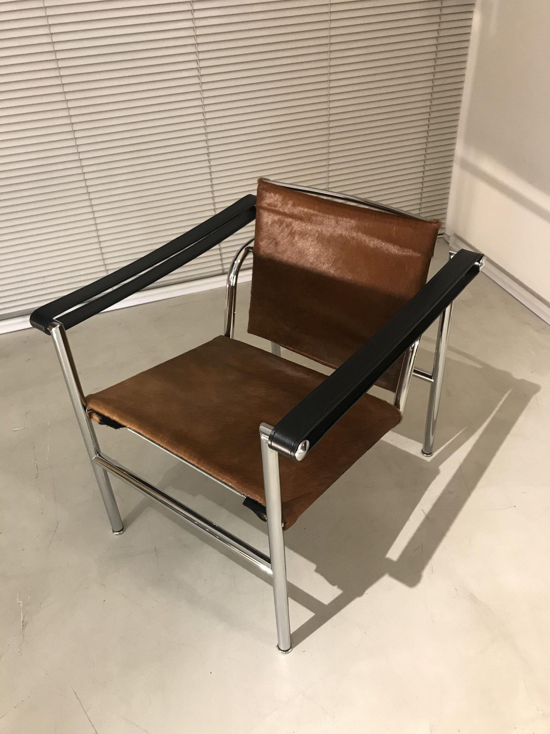 LC1 Le Corbusier Cassina意大利原装设计