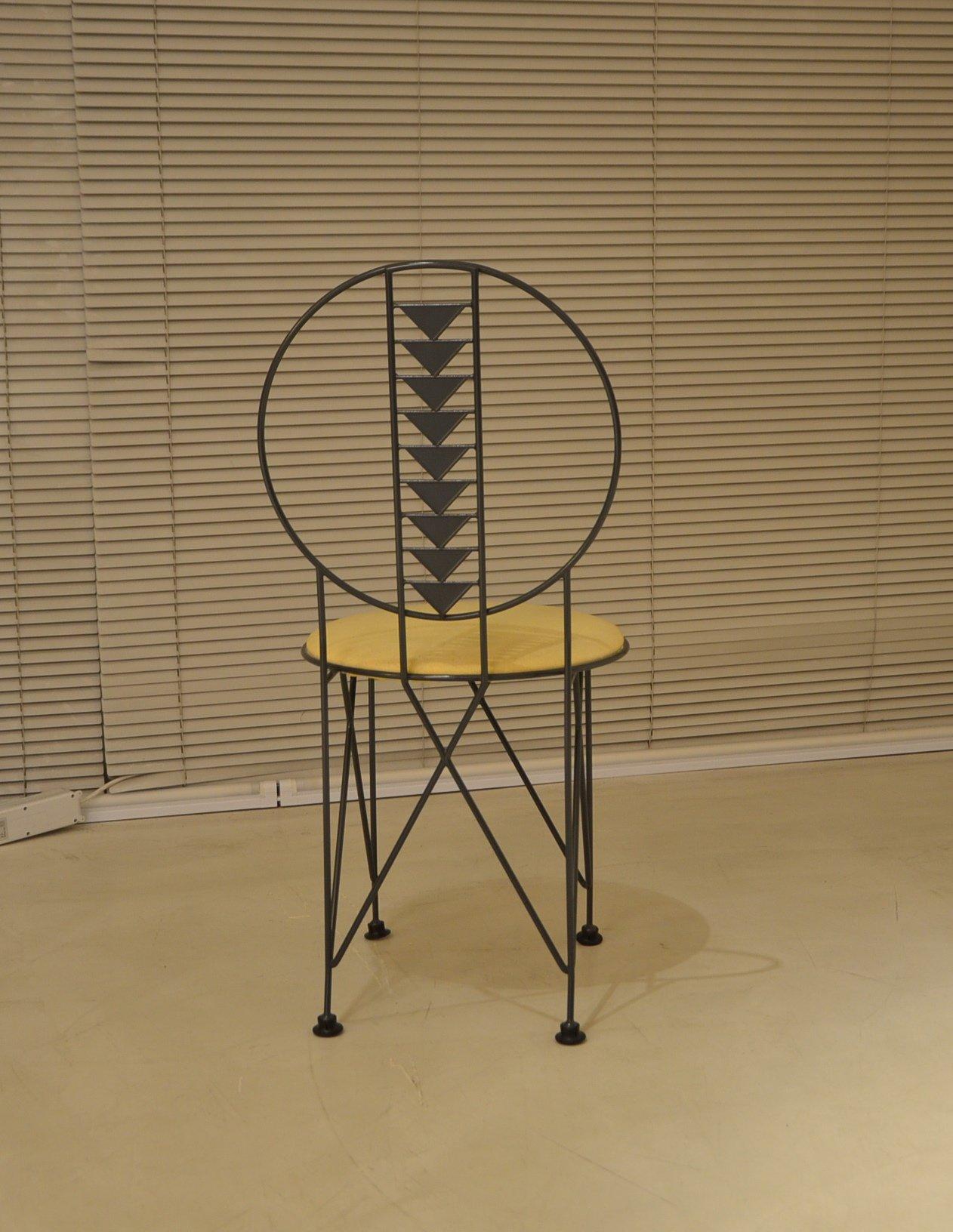 MIDWAY 2弗兰克·劳埃德·赖特·卡西纳原创椅子设计意大利制造