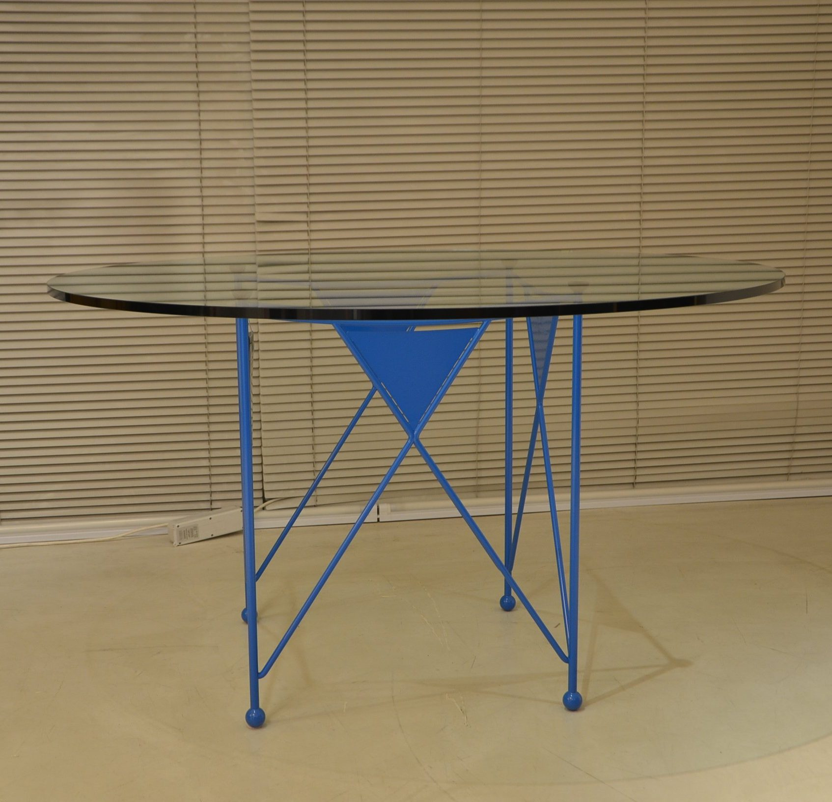 MIDWAY 3 Frank Lloyd Wright Cassina original table design Made in Italy