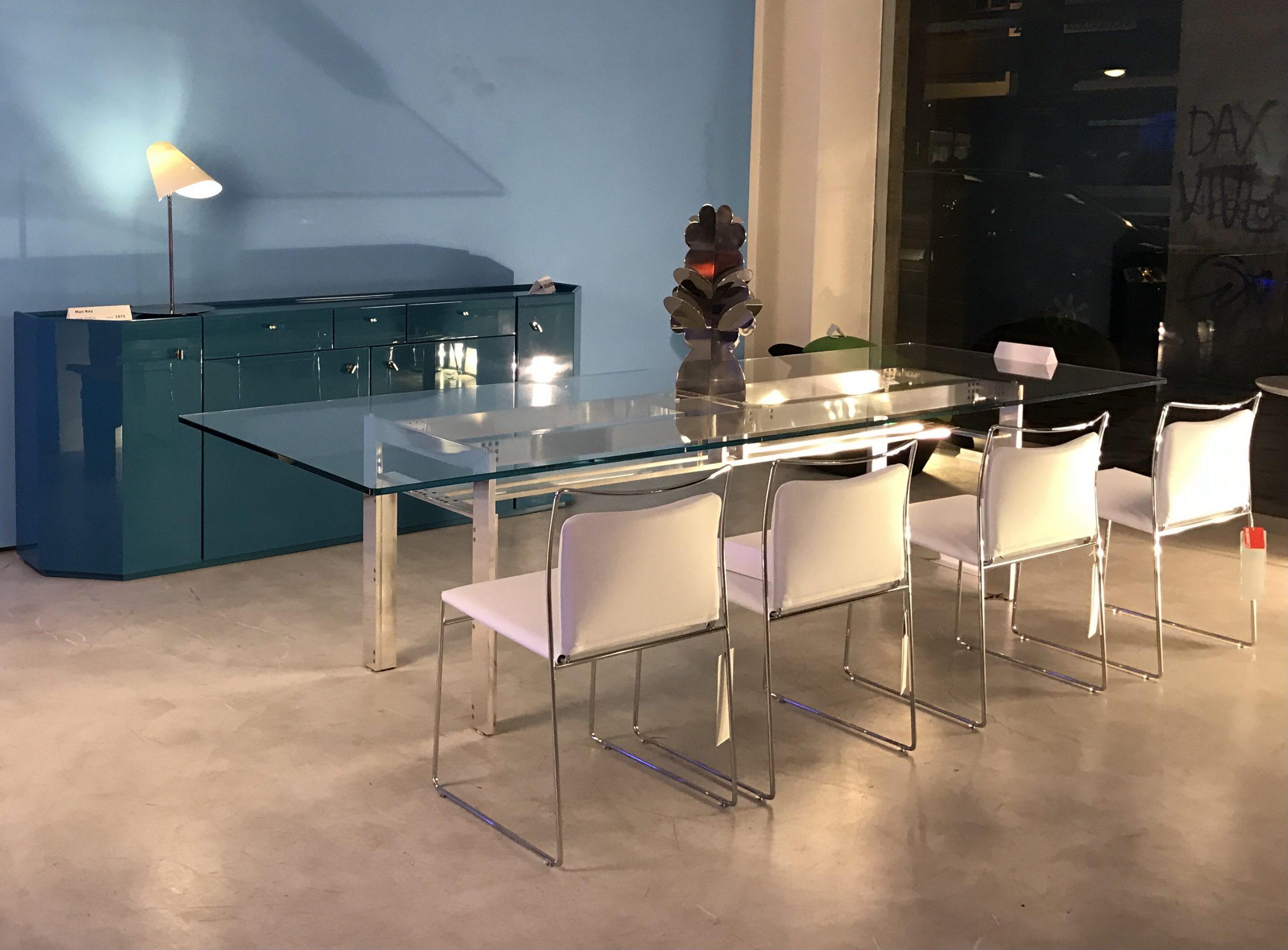 Table Carlo Scarpa design original Made in Italy Doge Simon