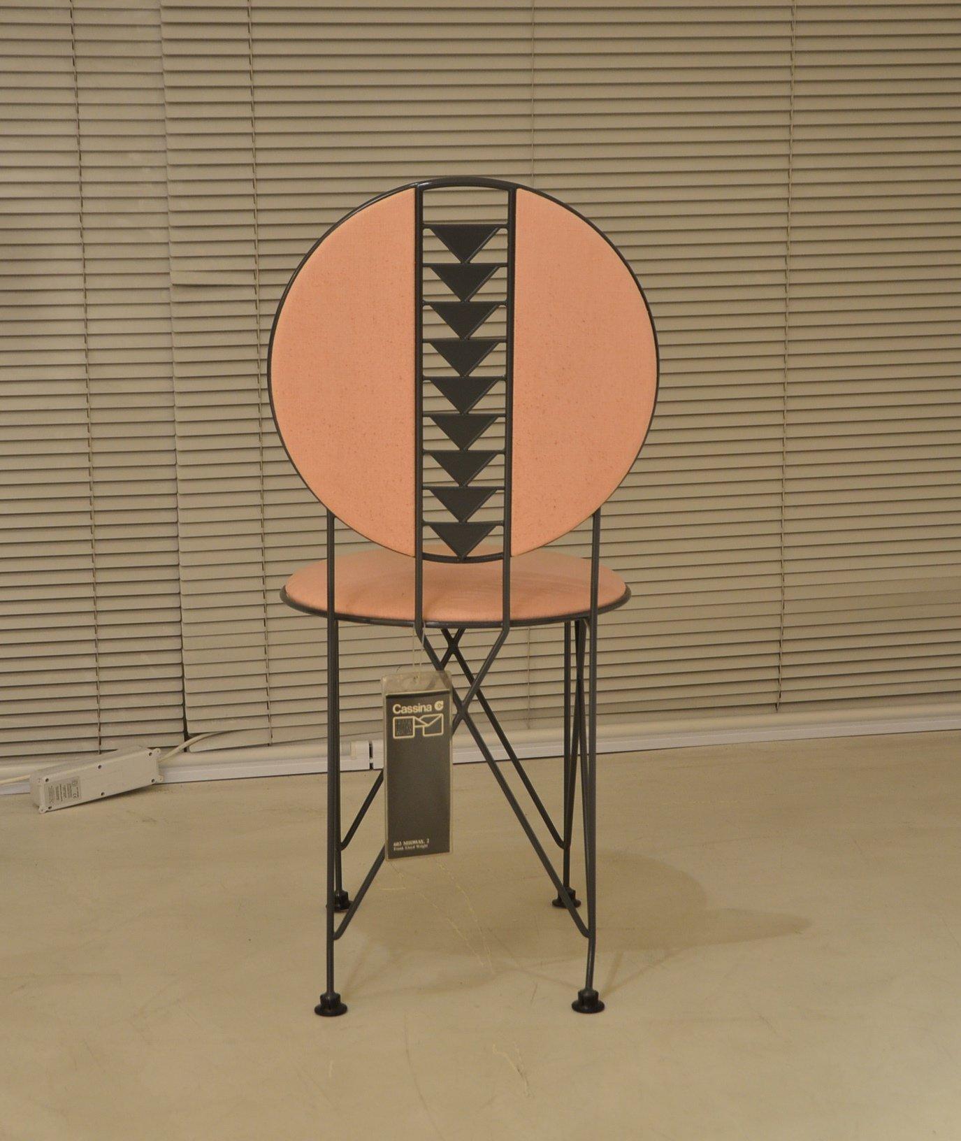 弗兰克·劳埃德·赖特(Frank Lloyd Wright)椅子Cassina Midway 2原始设计意大利制造