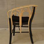 URAGANO Vico Magistretti De Padova original chair design Made in Italy