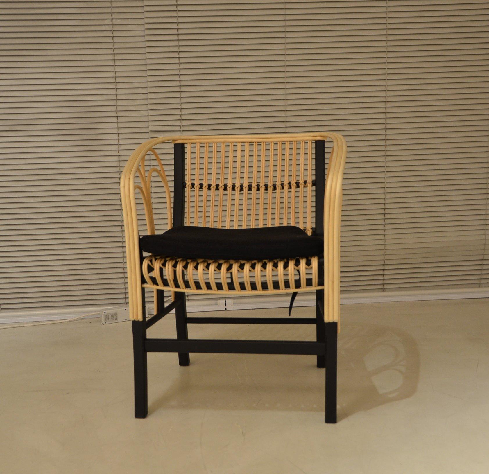 URAGANO Vico Magistretti De Padova 오리지널 의자 디자인 이태리에서 만듦
