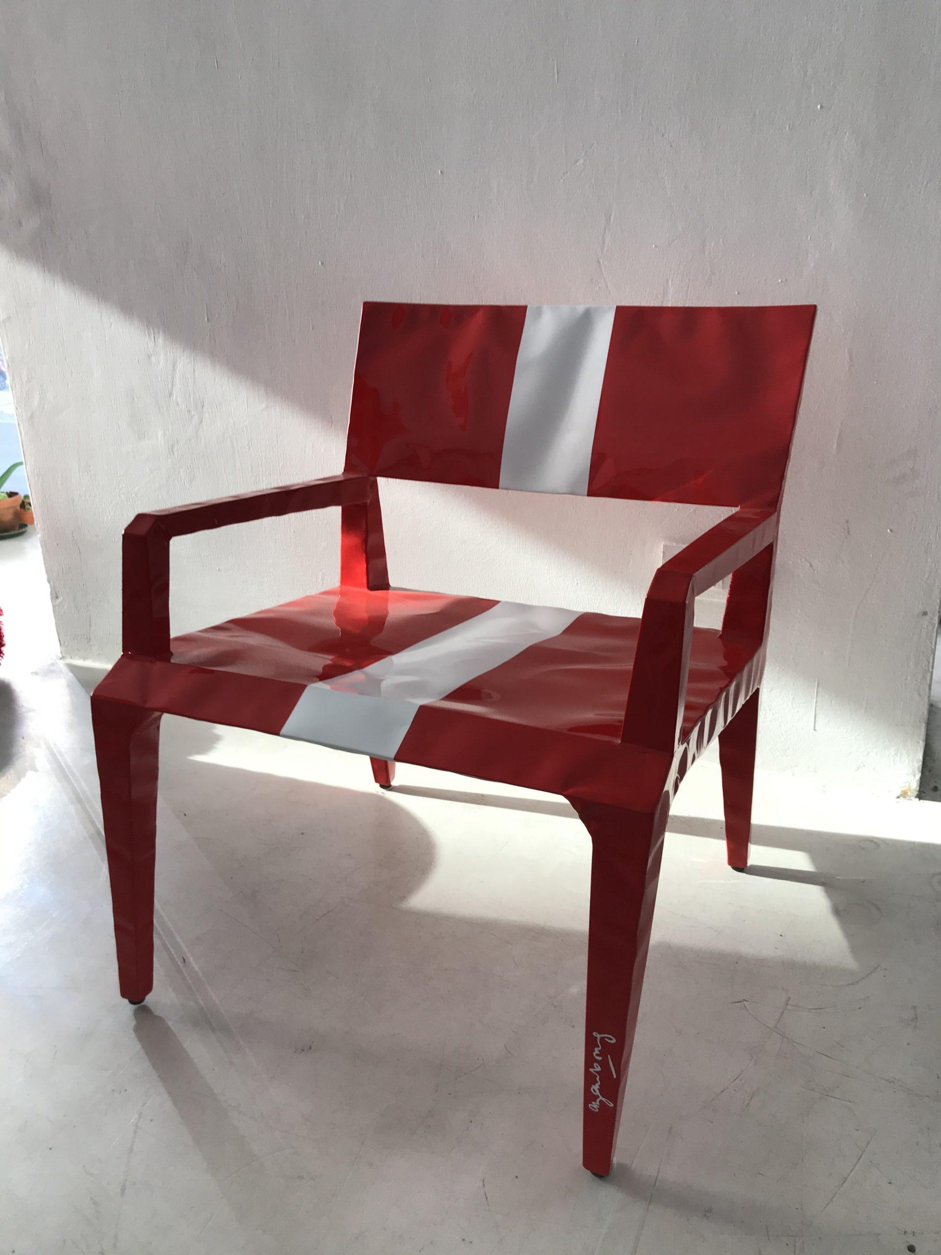 Mr. BUGATTI Francois Azambourg Cappellini original Made in Italy