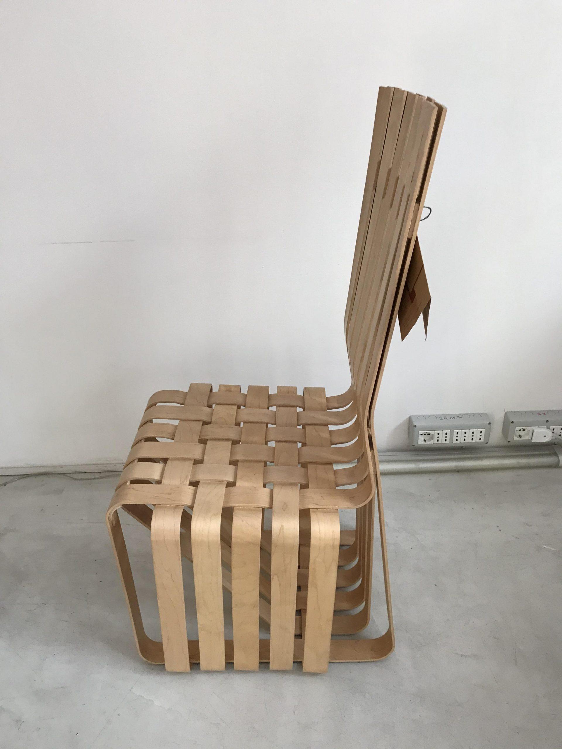 Frank Gehry Knoll 높은 점착 의자